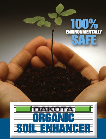 Dakota Organic Soil Enhancer SAFE